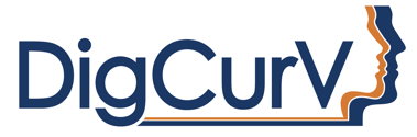 The DigCurV project logo