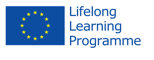 Logo of the European Union Lifelong Learning Programme of Research.